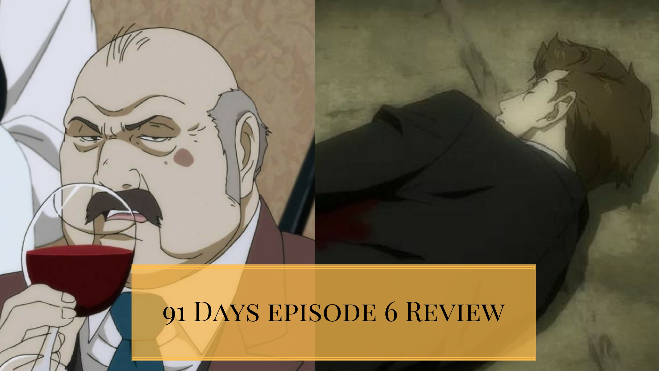 End Of The Meal 91 Days 6 Review